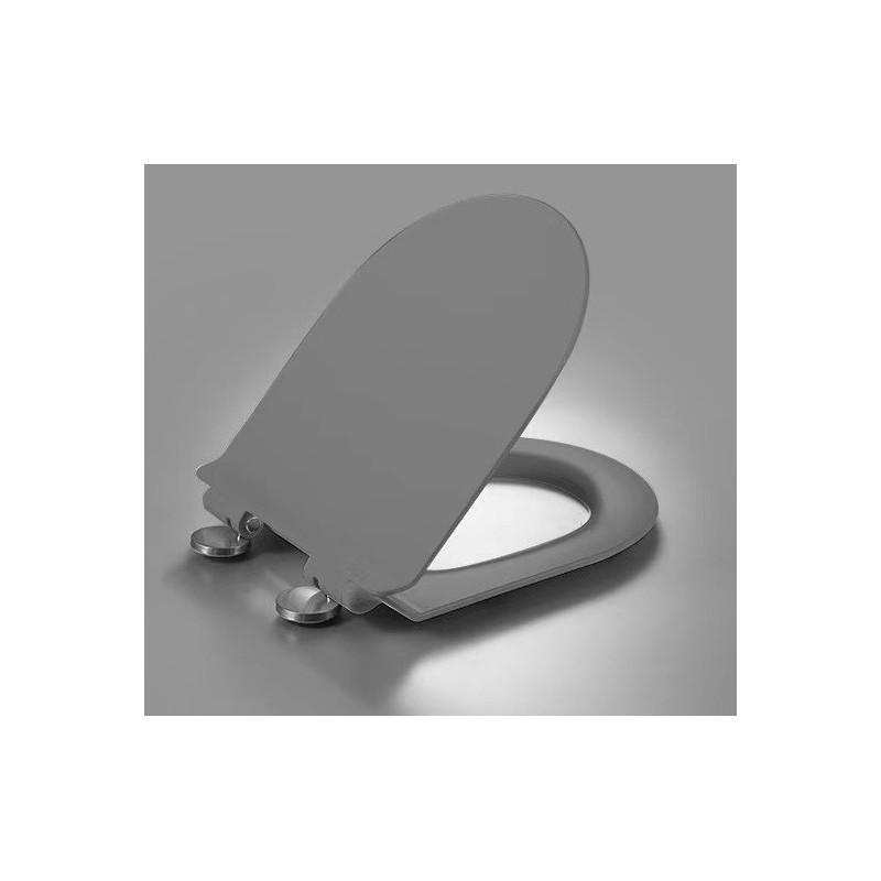 Крышка - сиденье для унитазов ESBANO GARCIA (Серый матовый)