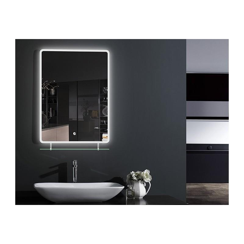 Зеркало ESBANO ES-2073HDSA с полкой